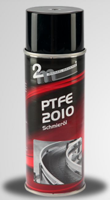 Schmieroel Spray PTFE 2010